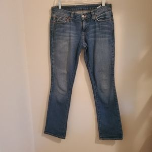 Lucky Brand Distressed Jeans 27 Short